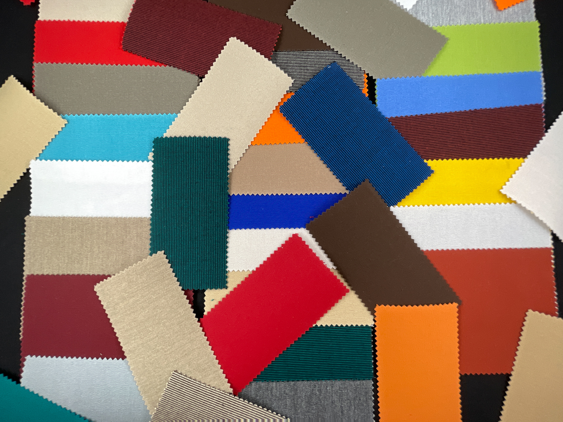 "RECacril 60"" fabric collection"
